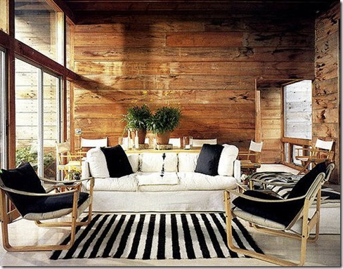 Como unir o r stico ao moderno butzke blog - Decoracion de interiores rustico moderno ...
