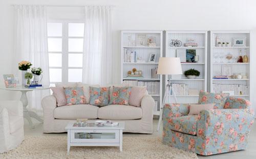 decoracao de interiores estilo romântico:parte nos ambientes românticos a delicadeza nesse estilo está sempre
