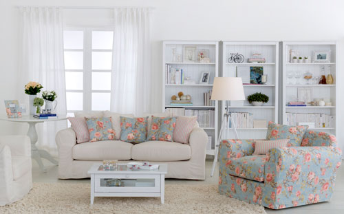 Conhe a os principais estilos de decora o butzke blog for Sofa estilo romantico