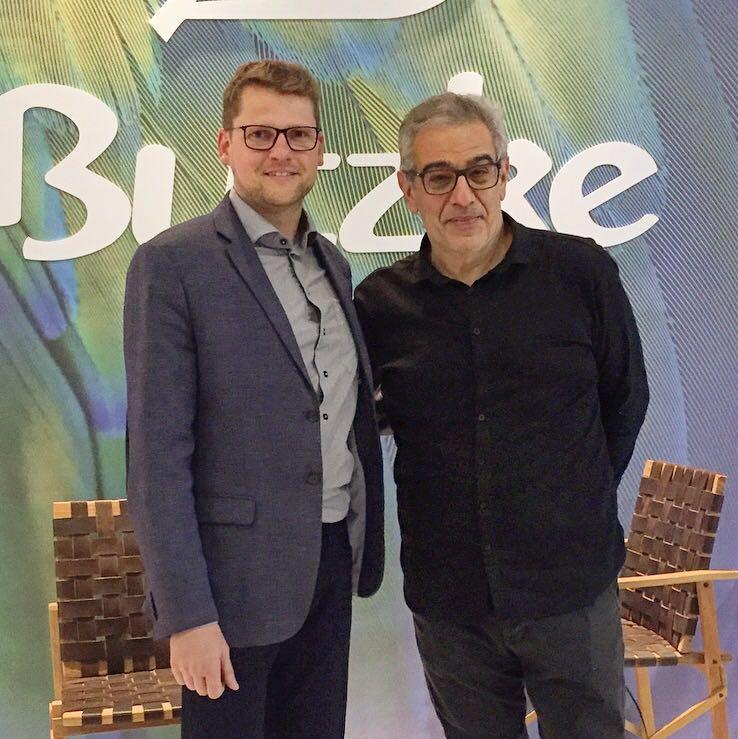 Michel Otte e Sergio Zobaran