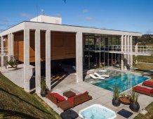 Casa Botucatu - FGMF Arquitetos
