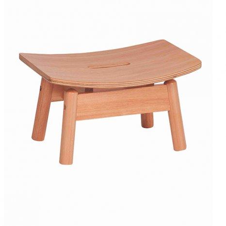 Banqueta Tak 22 - 100% madeira