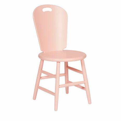 Cadeira São Paulo - Laca Rosa