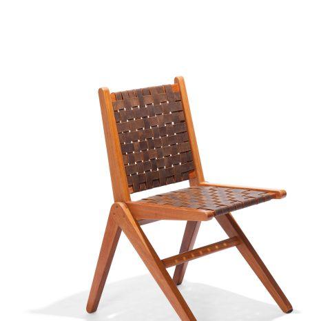 Cadeira CM9 - Couro