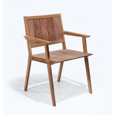 Cadeira Diamantina com Braços
