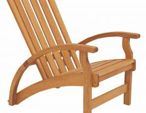 Cadeira Adirondack Colúmbia - Stain Jatobá