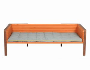 Sofá Day Bed Charlotte 3 lugares