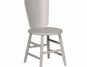 Cadeira São Paulo - Laca Cinza