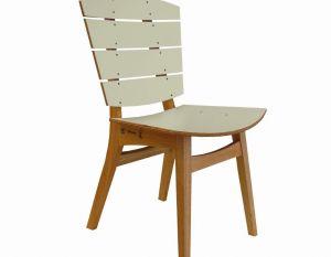 Cadeira Rio - PET Verde Oliva