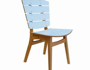 Cadeira Rio - PET Azul Caribe