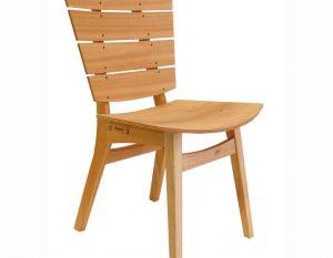 Cadeira Rio - 100% madeira
