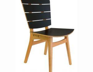 Cadeira Rio - PET Preto