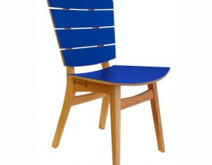 Cadeira Rio - PET Azul