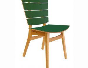 Cadeira Rio - PET Verde