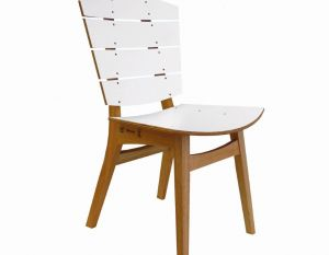 Cadeira Rio - PET Branco