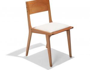 Cadeira Glória - Verniz PU Natural
