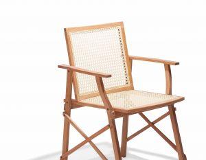 Cadeira Maresias - Assento e Encosto Palha