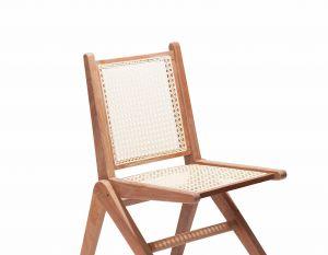 Cadeira CM9 - Assento Palha/Encosto Palha